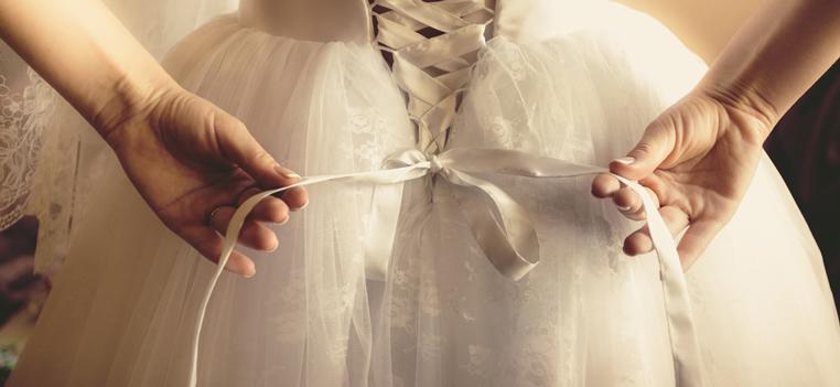 プリンセスラインでスマートな花嫁へ